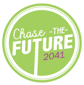chase the future logo