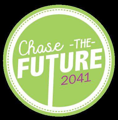 chase the future logo