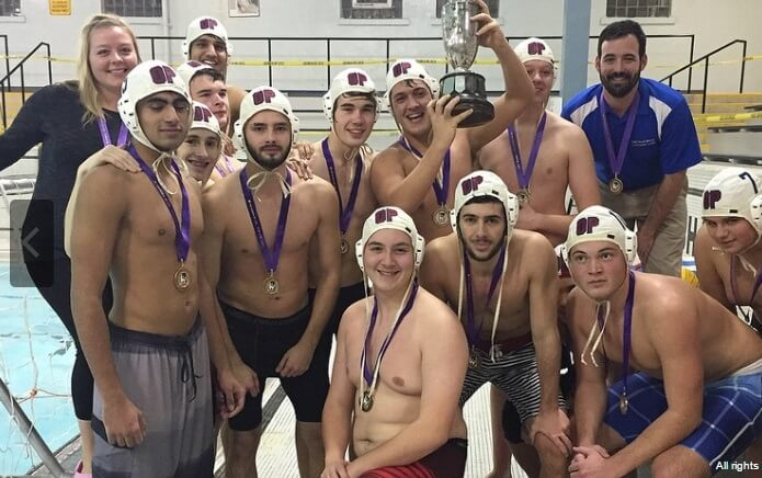 Orchard Park wins first senior boys waterpolo title, Westdale claims junior