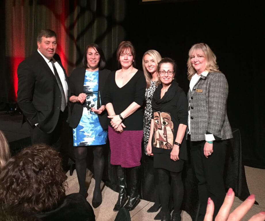 SJAM Wins United Way School Spirit Award