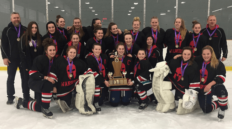 Waterdown and Westmount Emerge as Hockey Champions