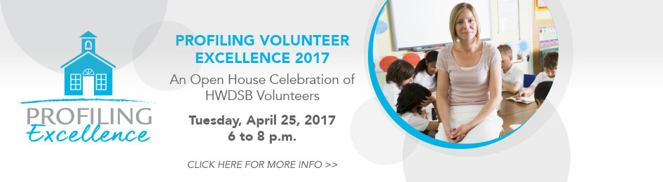 Profiling Volunteer Excellence 2017 ad