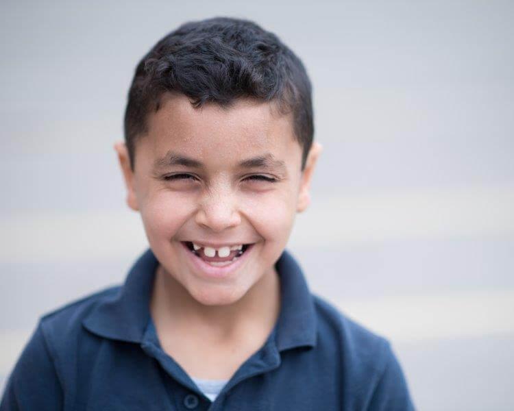 Mahmoud, Grade 4