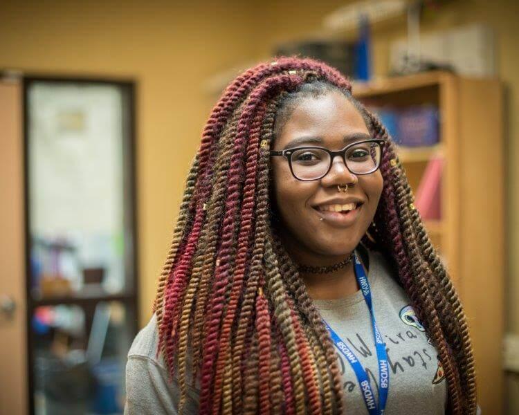 Kunmi Adun, Education Assistant