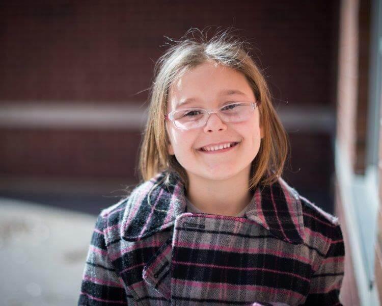 Abby, Grade 2