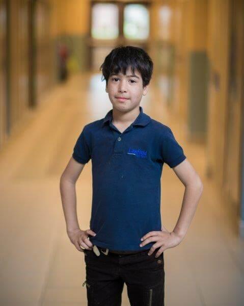 Shadi, Grade 4