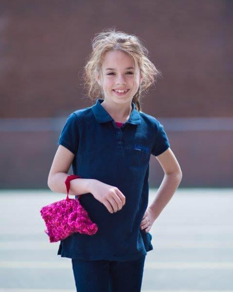 Claire, Grade 2