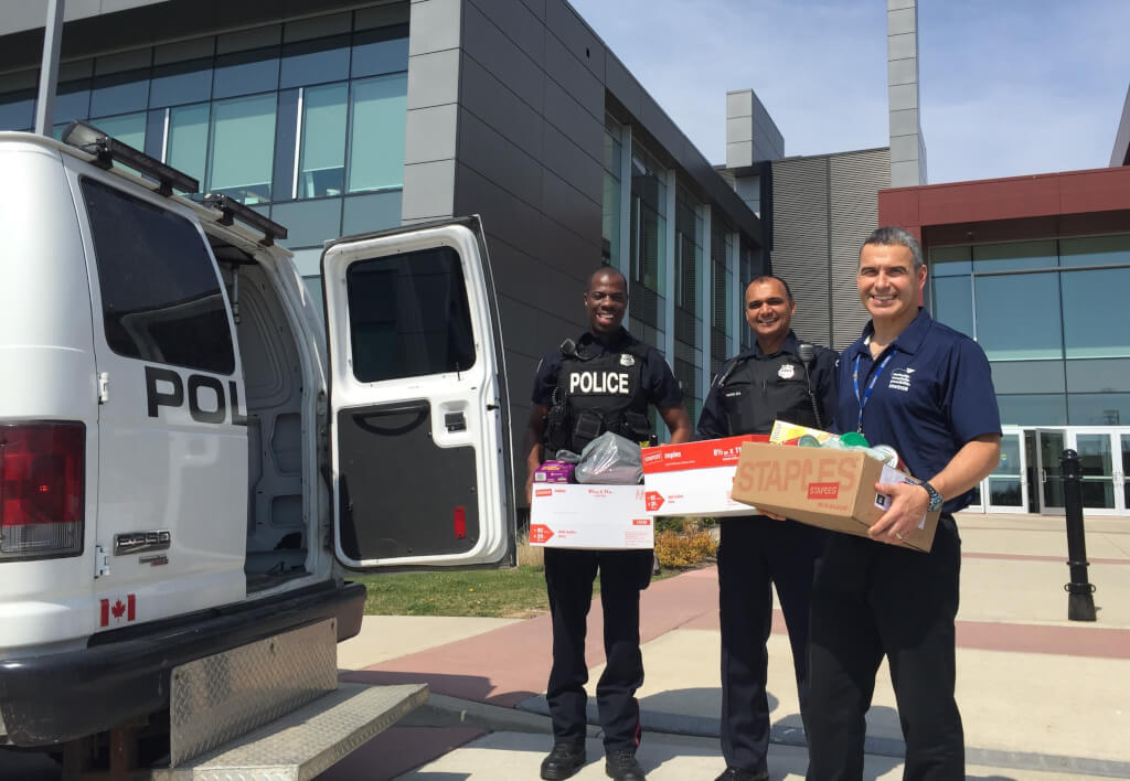 Cram-a-Cruiser Sets New Local Record