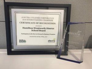 alectra award