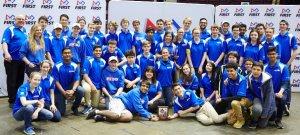 First Robotics 2017 Ontario Championship