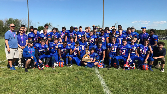 FOOTBALL:  MacNab tops Ancaster for Division-I junior title; Glendale takes Division-II