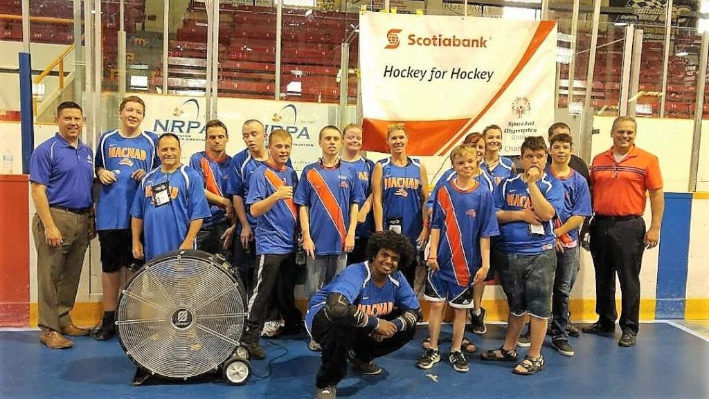 MacNab's Special Olympics team triumphs at provincial championships