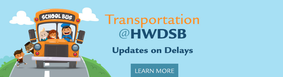 Transportation at HWDSB