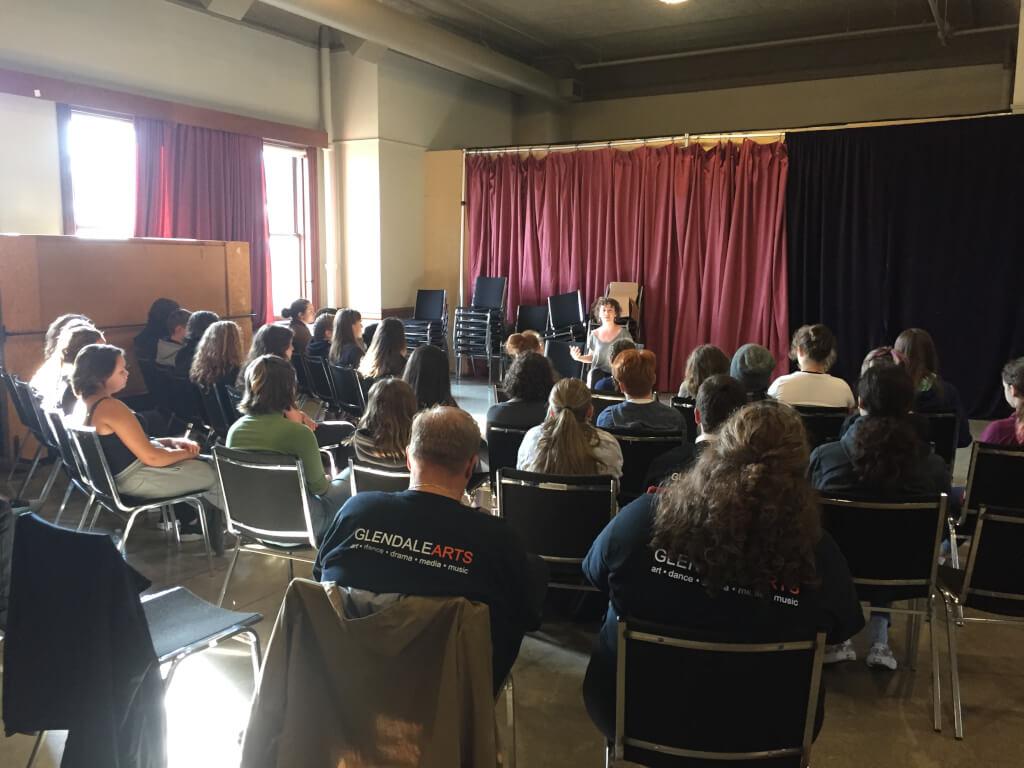 Glendale Program of the Arts students' talents flourish at Stratford