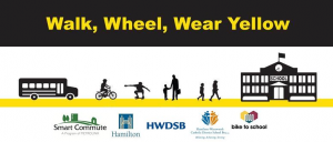 walk wheel wear yellow day