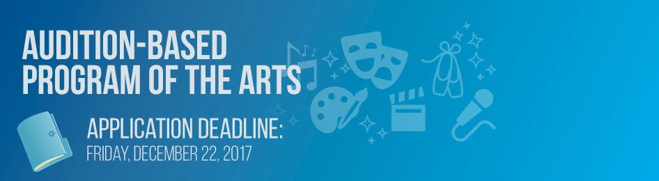 Audition Based Deadline