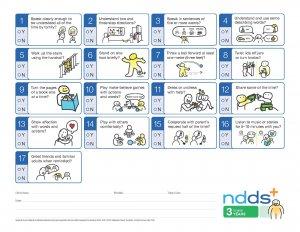 ndds checklist