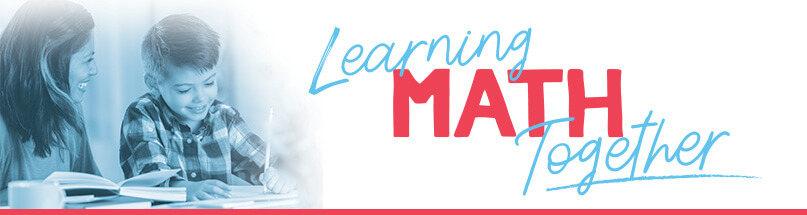 Learning Math Together header image