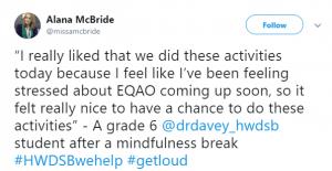 Dr Davey tweet