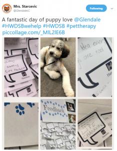 Glendale tweet