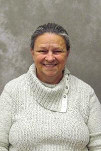 Trustee Photo of Christine Bingham