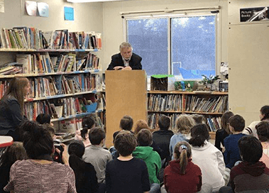 Ted McMeekin Invests in Ontario Schools