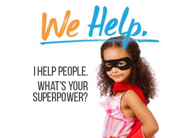 we help poster image