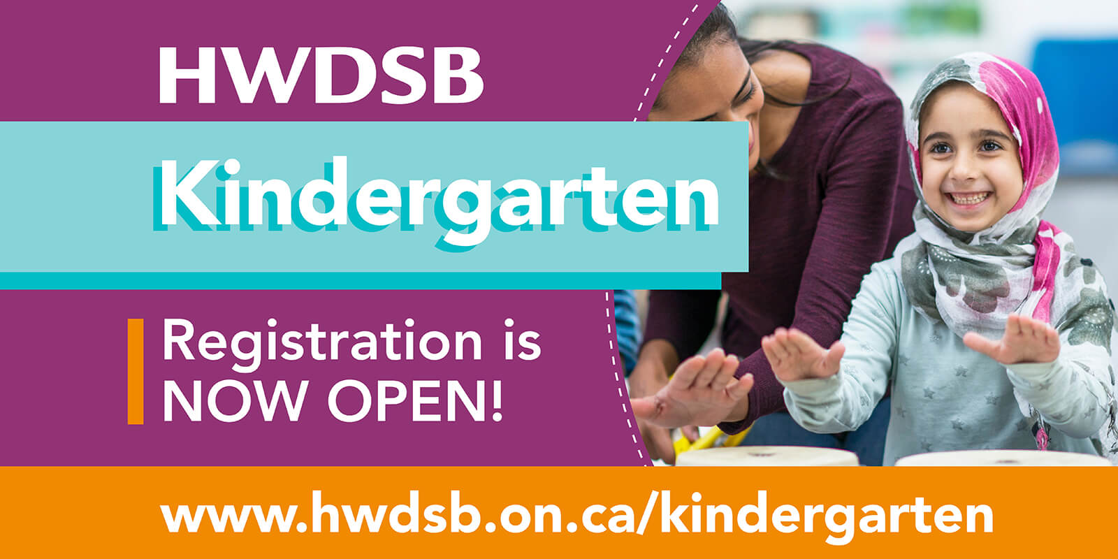 Kindergarten | Hamilton-Wentworth District School Board