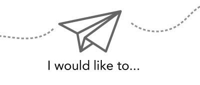 I would like to...
