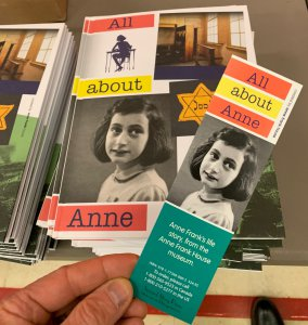 All About Anne book cover