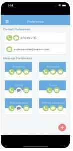 School-Messenger-app-screen