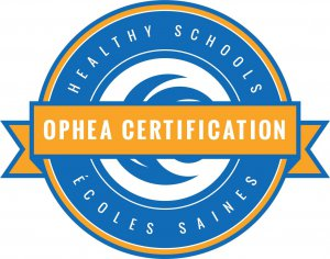 Gold Healthy School Certification