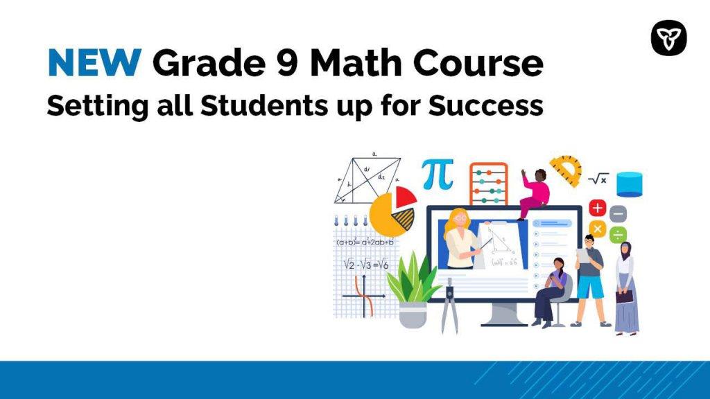 new Grade 9 math
